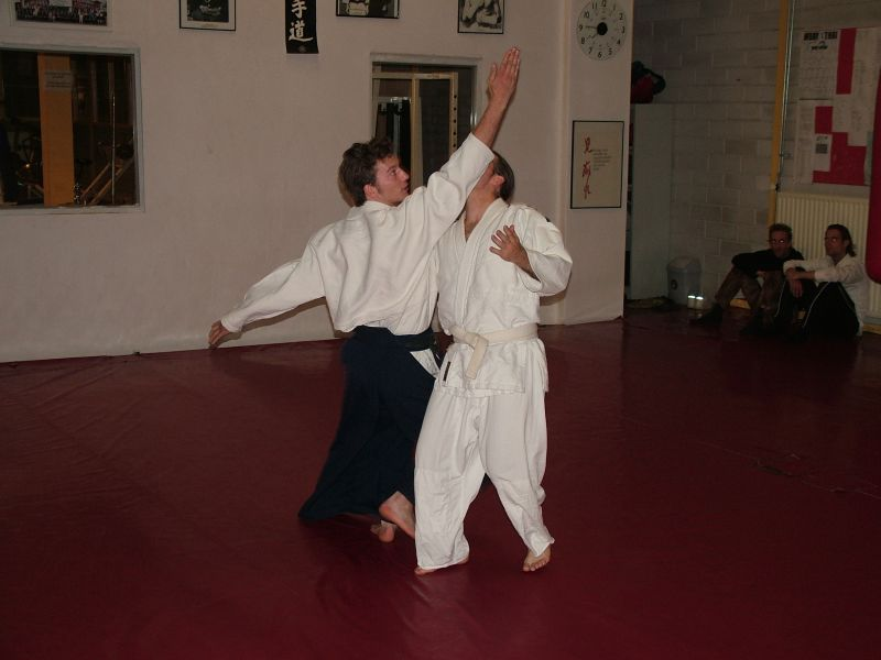 Aikido in Venlo door Eloy Weterings